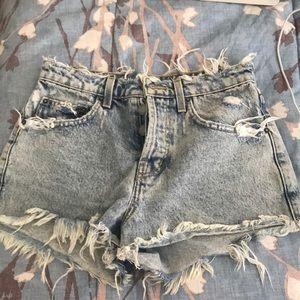 LF Shorts NWOT Size 25